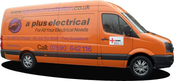 A Plus Electrical Van